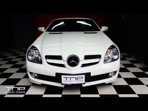 รถมือสอง Mercedes-Benz SLK200 by TNP Used Cars