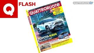 Scopri le novità del numero di marzo di Quattroruote!