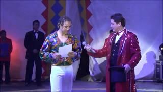 Rogério Piva - Homenagem e Premiação 1° Festival Internacional de Circo Peru