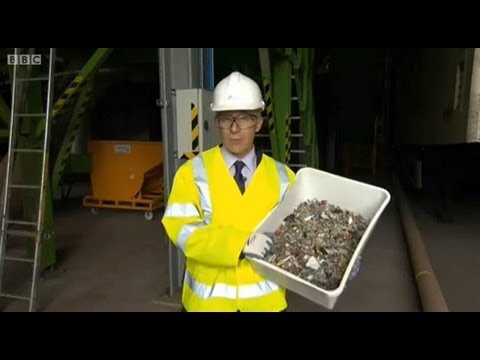 BBC News reports on CEMEX's Alternative Fuels use in UK