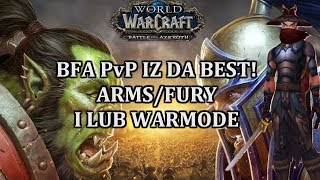 BFA 8.0 Warrior Highlights! - PvP is life PvP is love!