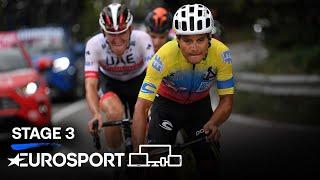 Giro d'Italia 2020 - Stage 3 Highlights | Cycling | Eurosport