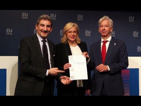 Urban Agenda for the EU - EU2016NL