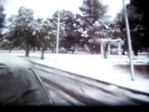 002  SNOW IN SEPTEMBER 1981 BENONI SOUTH AFRICA