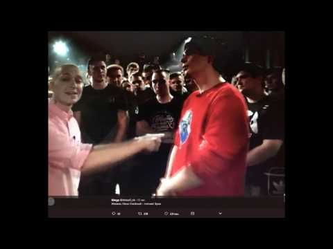 Oxxxymiron vs Гнойный. После Батла(Twitter, Instagram)(ВЕРСИЯ БЕЗ ЗАМАЯ)