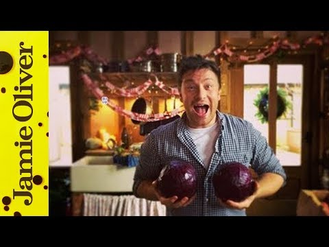 Jamie Oliver's Christmas Eve Show  -  WAS LIVE