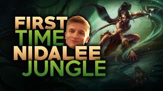 MON FIRST TIME JUNGLE AVEC NIDALEE