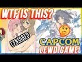 Capcom Selling Nude Ero Games!! - WHAT IS THIS LOL. Ecchi Hentai Porn Games?