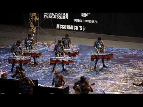 Broken City 2018 WGI Finals // 4k (Quality audio)