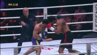 Badr Hari vs Zabit Samedov 1080p HD Бадр Хари vs Забит Самедов 5-25-2013 Moscow @ Legend-gala