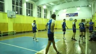 05/02/2016 Зимний турнир Ночной волейбольной лиги Фаворит - Школа №6