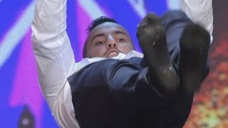 Arabs Got Talent - الجزائر - Nabilson