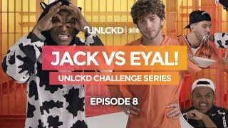 CHUNKZ SENDS JACK FOWLER AND EYAL TO JAIL: UNLCKD Challenge Series | Season 2 Episode 8