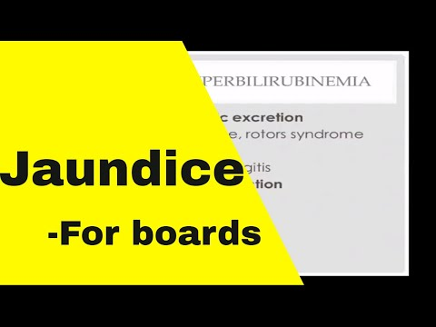 What is jaundice? Causes, diagnosis and treatment. | USMLE | NEET PG