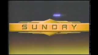 classic sunday shows on cbs in 1983