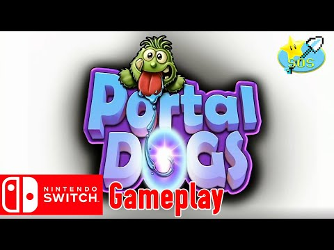 Portal Dogs (Switch) Gameplay