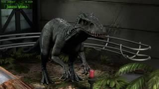 Pinball FX3 - Jurassic World Piball : Jurassic World (Exclusive table gameplay)