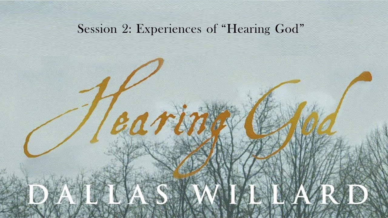 "Download Dallas Willard - Hearing God Retreat session 2 - Experiences of ""Hearing God"