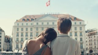 Reconnect with your loved ones at Four Seasons Hotel des Bergues Geneva