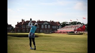 Round 3 Highlights 2018 Ricoh Women's British Open