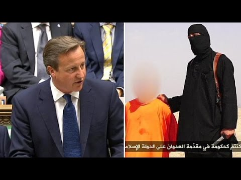 British PM announces new moves against home-grown extremism, September 1, 2014 - euronews (in English)  - BfmqZOy8ENM -