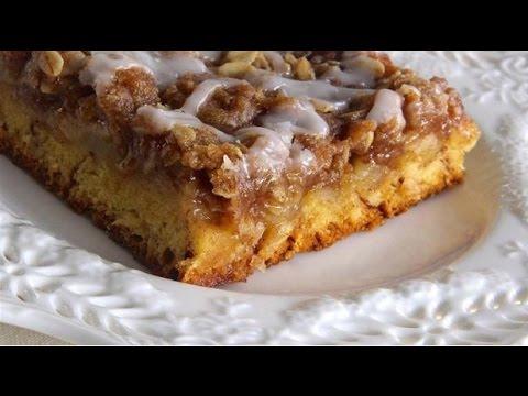 How to Make Cinnamon Roll Apple Crisp   Dessert Recipes   Allrecipes.com