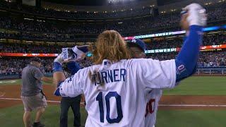 7/26/17: Turner's walk-off caps Dodgers' comeback win