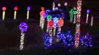 Dearing neighbors LED house
