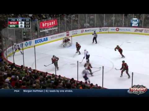 Washington Capitals - Minnesota Wild 19.03.2015 [03/19/15] Highlights 3-2