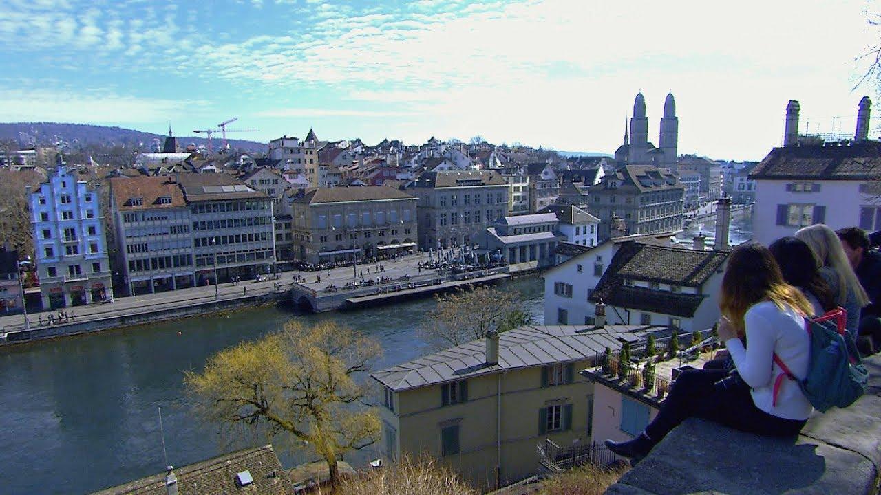 Zurich bonus video - Real Rail Adventures