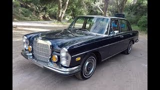 1972 Mercedes-Benz 280SE 4.5 - One Take