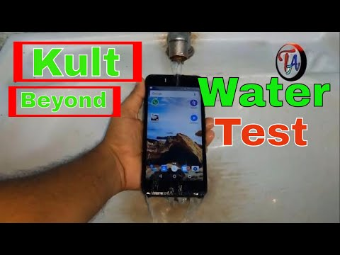 Kult Beyond Water Test and Bend Test | Techno adda