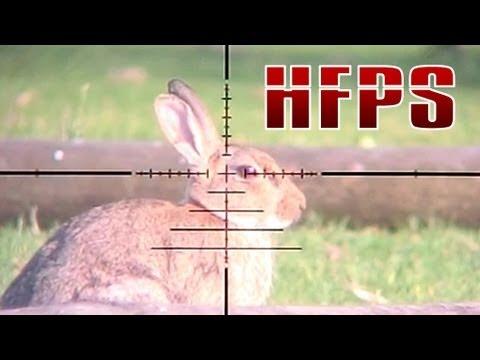 Slow Motion Airgun Rabbit Hunting #10.5