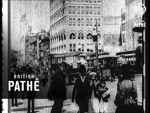 New York (c.1899) - YouTube