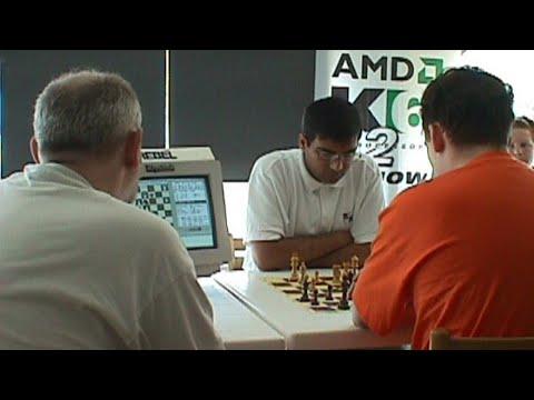 Viswanathan Anand vs Computer