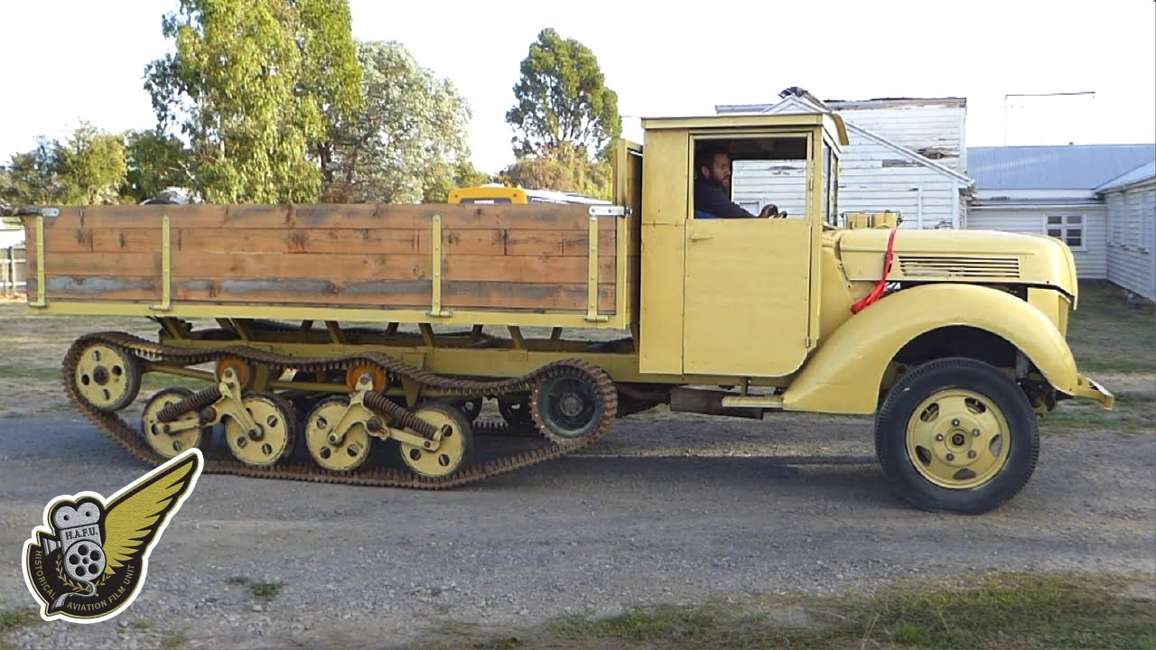 ww2 german 39 maultier 39 half track truck youtube. Black Bedroom Furniture Sets. Home Design Ideas