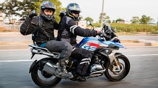 RIDE TO THE MOUNTAINS  | BMW GS1200 Rallye