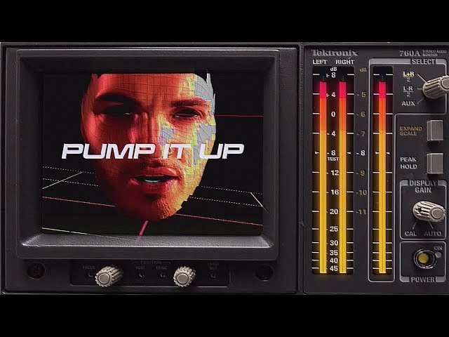 Endor - Pump It Up (official video)
