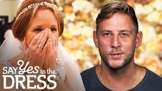 Jimmy Stanley Proposes & Organises Bridal Appointment for Fiancée | Say Yes To The Dress Atlanta