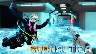 ME CARGO LA BASE ENTERA!!! - Subnautica Ep 09