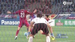 HIGHLIGHTS Tokyo FC 2:1 Shanghai SIPG 武磊破门难救主 上港客负东京FC