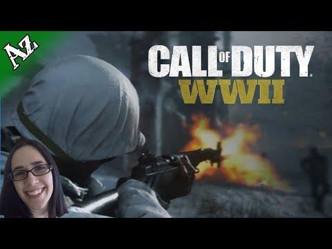COD: WW2 Multiplayer | Interactive Streamer | 1080p 60fps