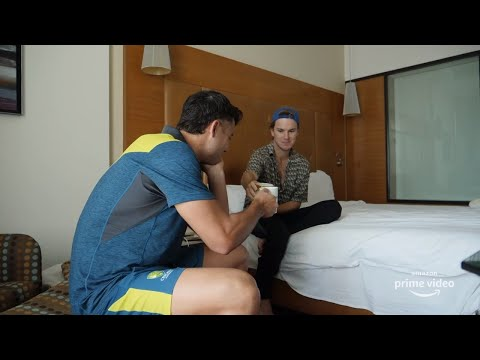 Sneak Peek: The 'Love Cafe' With Zampa And Stoinis