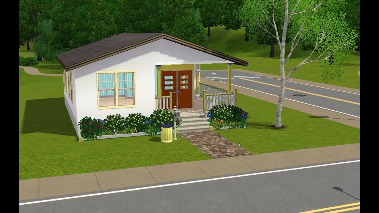 Sims Base Game Houses – Air Media Design