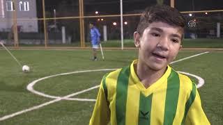 14 yaşındaki çocuk Muzaffer'in müthiş hikayesi ..