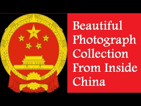 China Travel Documentary: Photograph Montage of China, Beautiful Pictures Inside China Slideshow