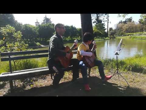 Vicente Ferreira Guitarra Prof Ricardo Costa Andante in C AMC CAIC Abr 2019
