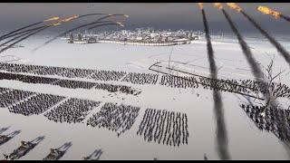 Легенда о Коловрате - Как Иго Рязань брало штурмом | Game Trailer