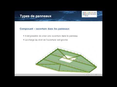 [FR] Panneaux de charges & générateur de vent 3D