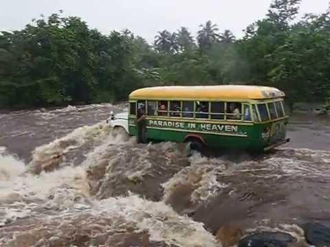 Bus accident Lano, Savai